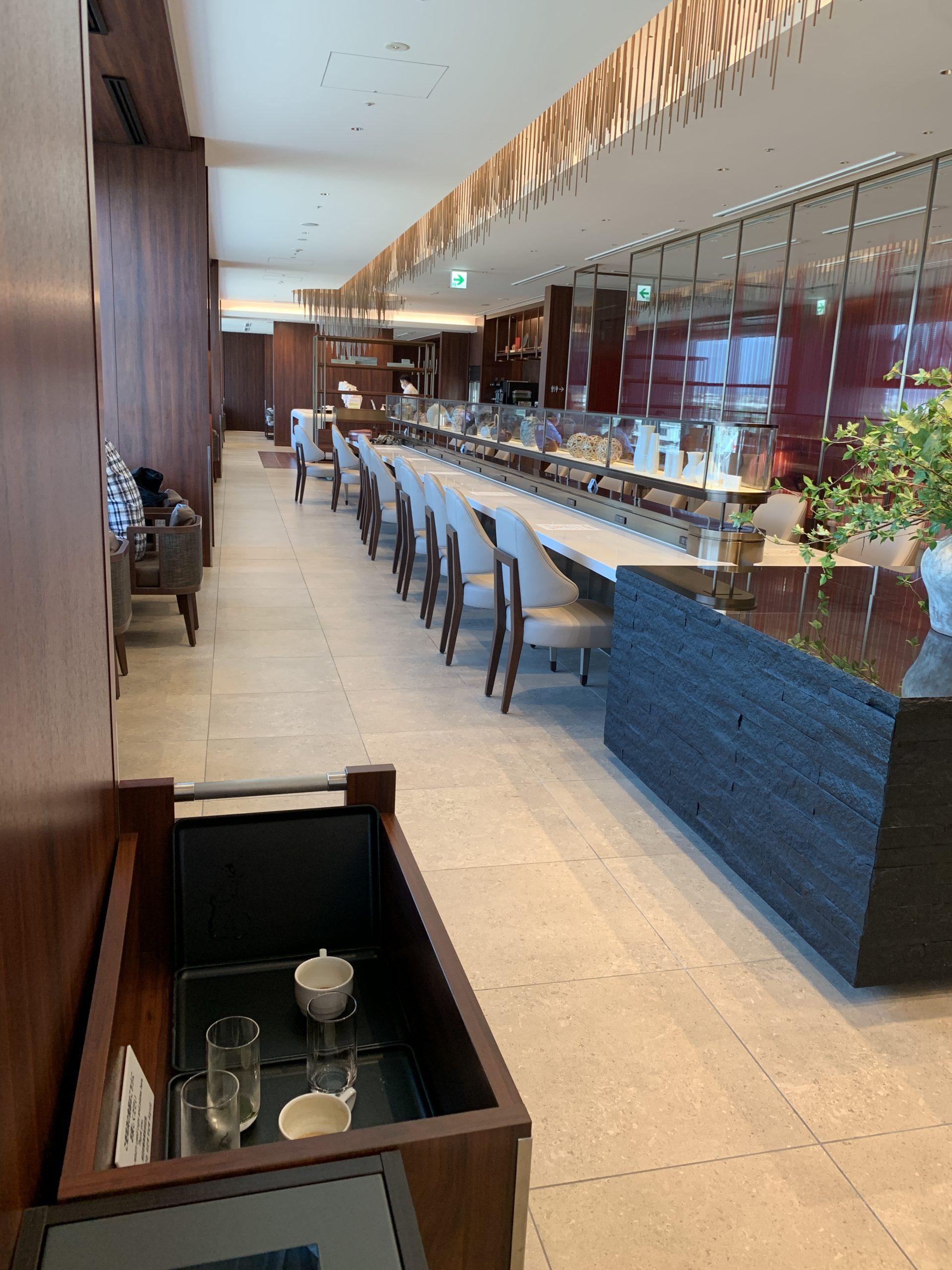 伊丹空港lounge
